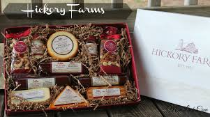 Cheese Gift Box Hickory Farms Gift Box Is A Perfect Holiday Gift