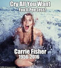 Carrie Meme - carrie fisher star wars live life imgflip