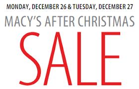 macy s after sale 2012