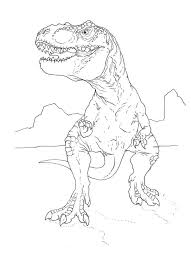 t rex coloring page az coloring pages pictures and facts