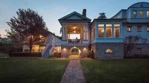 incridible william fuller house modern greek revival post modern