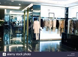 paris france luxury shopping fashion brand shops boutique stock