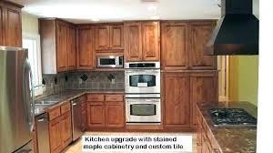Refinishing Kitchen Cabinet Doors Refinish Kitchen Cabinet Doors S S S Refacing Kitchen Cabinet