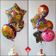 mylar balloon bouquets mylar balloon bouquet for balloon decoration the flower pot