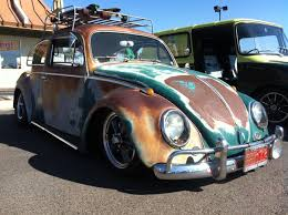 volkswagen old beetle modified rust can be beautiful nice vw bug vdub pinterest vw beetles