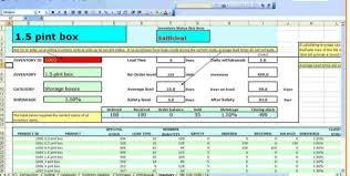 excel inventory tracking template inventory spreadsheet template