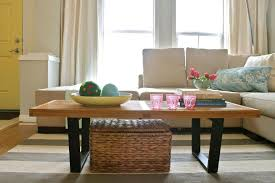 coffee table with baskets under coffee table ideas under coffee table storage baskets with regard