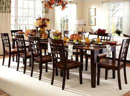 Dining Table And 10 Chairs Attractive 10 Seat Dining Room Set Tables That In Table