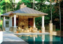 pool house with bathroom texas pool house builders cabanas build backyard swimming pools