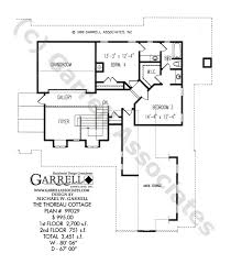 house plans daylight basement thoreau cottage house plan daylight basement plans
