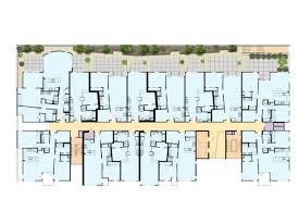 The Interlace Floor Plan David Baker Architects 200 Second Street