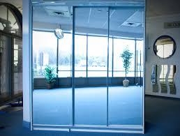 Sliding Glass Mirror Closet Doors Lavish Wood Closet Door Track Roselawnlutheran