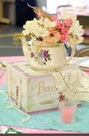 bridal shower tea party ly tea party bridal shower vintage lace pastels bridal