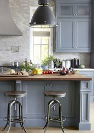 rustic blue gray kitchen cabinets 50 best finishing tricks in gray kitchen designs