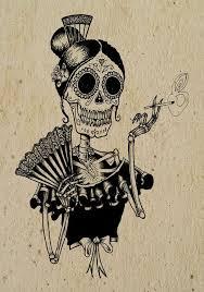 112 best muerte tattoos images on pinterest beautiful tattoos