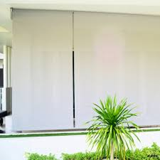 Motorized Outdoor Blinds Motorized Outdoor Roller Blinds Sembawang Condominium Harmony