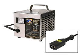 amazon com 42 volt 17 amp golf cart battery charger with ezgo