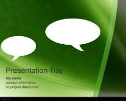 gossip powerpoint template