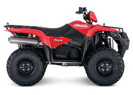 2016 suzuki atv lineup new kingquad and quadsport models atv