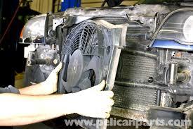 bmw e46 cooling fan replacement bmw 325i 2001 2005 bmw 325xi
