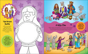 the beginner u0027s bible super girls of the bible sticker and activity