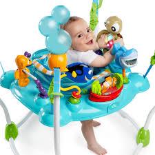 table d eveil avec siege table d activités jumperoo nemo de disney baby