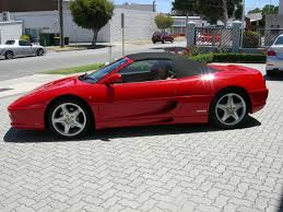 convertible ferrari spider f1 luxury used car sales perth used car dealer