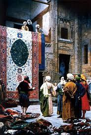 venditore di tappeti venditore di tappeti olio di jean l礬on g礬r禊me 1824 1904