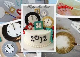 Happy New Year Cake Decoration by Happy New Year Cake Blog Tutorial My Cake