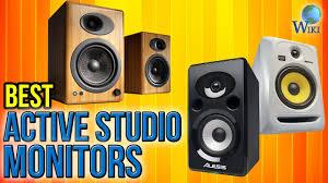 black friday studio monitors 10 best active studio monitors 2017 youtube