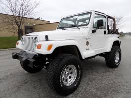 white jeep sahara highland motors chicago schaumburg il used cars details