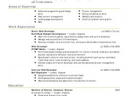 Senior Developer Resume Sample by Attractive Inspiration How To Complete A Resume 2 Best Resume
