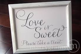 Wedding Buffet Signs by Candy Buffet Signs For Wedding Reception The Best Flowers Ideas