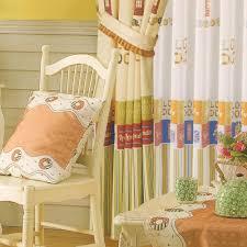 light yellow baby curtains light yellow cotton fabric no valance