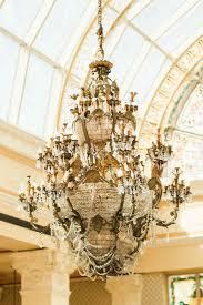church chandeliers gatsby meets star wars wedding at the ballroom at church street