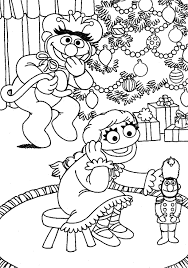 the nutcracker coloring pages