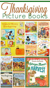 thanksgiving read aloud books
