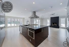 why the open floor plan is here to stay home remodeling
