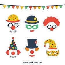 wedding invitation clown birthday greeting card vector show clowns clown vectors photos and psd files free