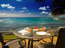 the beach house kaua u0027i the best ocean homeaway poipu