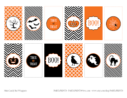 free printable halloween treat bag labels free halloween printables from parteprints catch my party