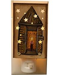 plug in candle night light new savings on your heart s delight 2 5 x 4 25 x 1 75 primitive