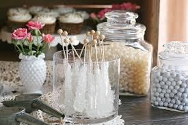 Wedding Candy Table Vintage Wedding Dessert Table U2013 Glorious Treats