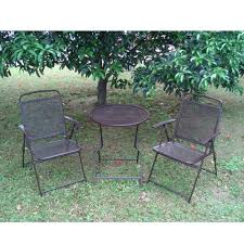 Cast Iron Patio Dining Sets - rod iron patio furniture home and garden decor
