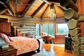 the suite life log home master bedrooms