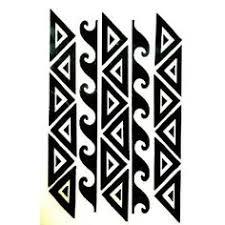 polynesian tattoo clip art 8