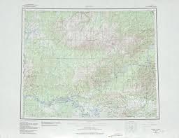 Tanana Alaska Map by Free U S 250k 1 250000 Topo Maps Beginning With