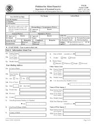 i751 cover letter sle i751 751 letter of affidavit of support sle letter