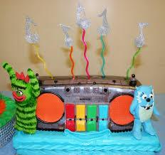 yo gabba gabba cake cakecentral