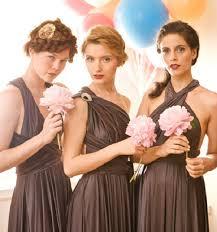 brown bohemian bridesmaid dress 2013 top fashion stylists